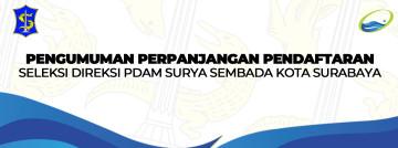 Seleksi Direksi PDAM Surya Sembada