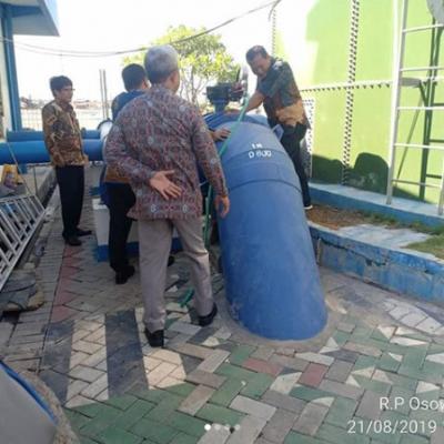 PDAM Surya Sembada Surabaya mendapatkan sumber pendapatan Premium Baru